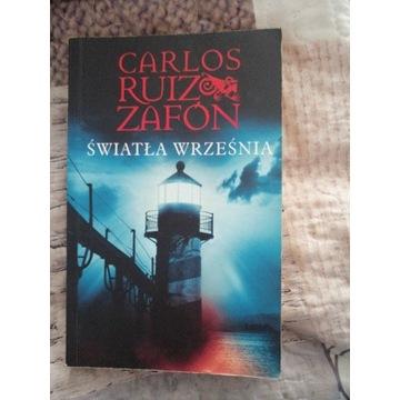 Światła września. Carlos Ruiz Zafon