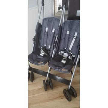 Wózek dla bliźniaków Koelstra Simba Twin T3