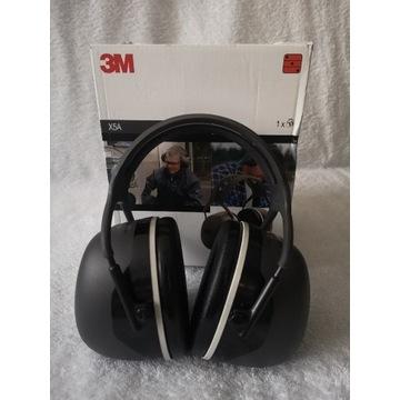 Słuchawki robocze 3M Plentor X5A