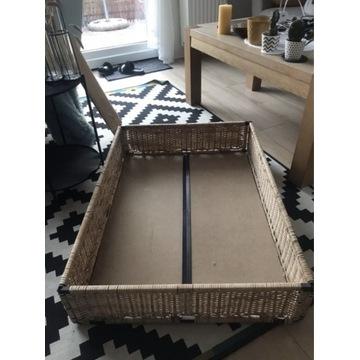 Pojemnik organizer pod łóżko Ikea Degernes