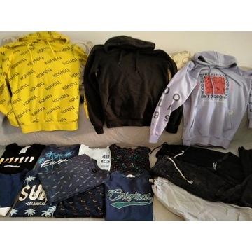 Paka dla nastolatka 164, bluza, joggery, zestaw