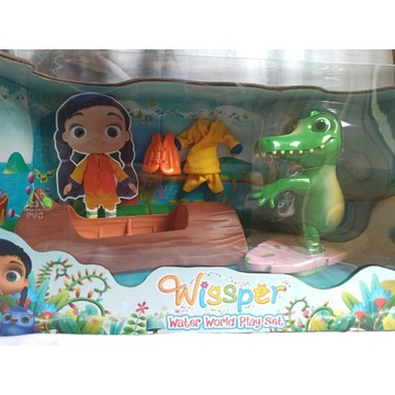 Simba Water world Wissper PLAY SET DLA DZIECI
