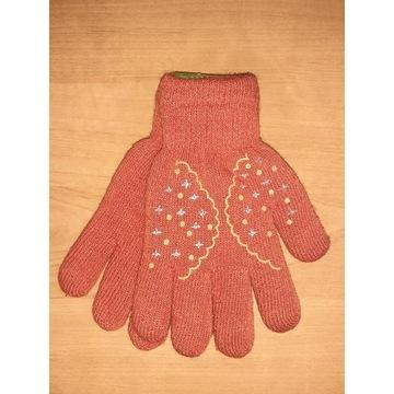 Nowe rękawiczki dziecięce chłopięce dziewczynki