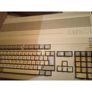 Amiga Comodore A500 komplet orginalny stanie
