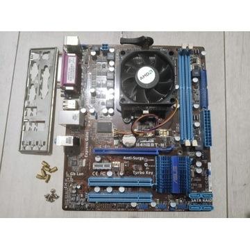 Płyta Asus M4N68T-M AM3 + Athlon II X2 250 3.0GHz