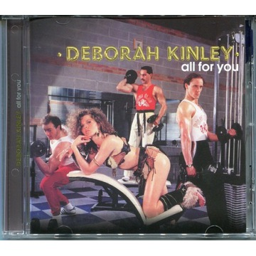 DEBORAH KINLEY All For You BEST OF