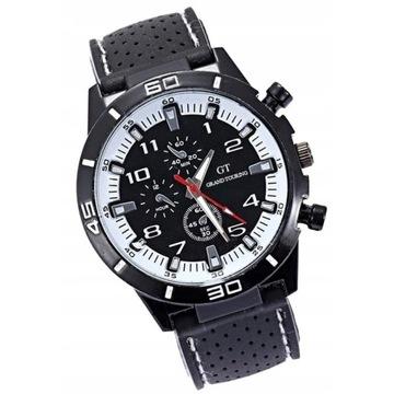Sportowy zegarek męski LICYTACJA OD 1 ZŁ