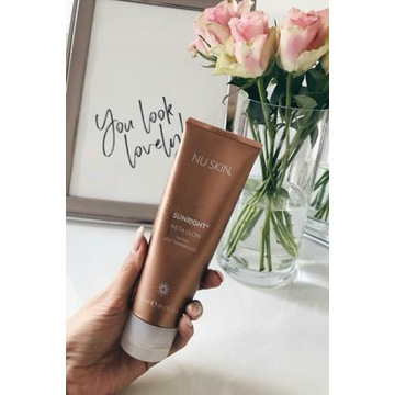 Sunright InstaGlow tinted-self tanning gel 125ml