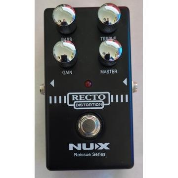 Efekt Gitarowy Nux Recto Distortion