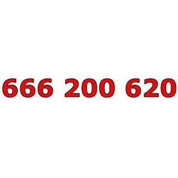 666 200 620 ZŁOTY ŁATWY NUMER STARTER