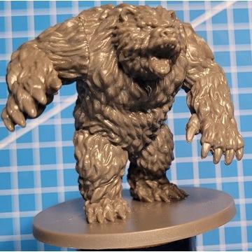 Miniatury Blacklist - Straszny Niedźwiedź - Potwór