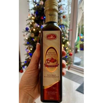 Czerwony olej palmowy - SHOM Warszawa