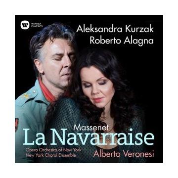 "Aleksandra Kurzak, R.Alagna:Jules Massenet ""La nav"