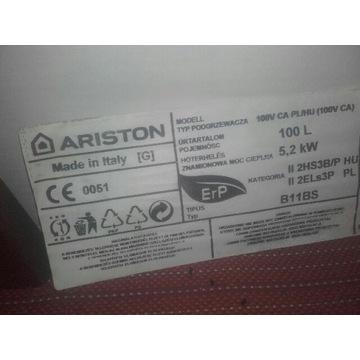 Ariston Bojler gazowy 100l