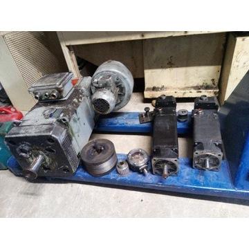 Silniki sprawne DC Gildemeister CT40