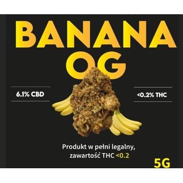Susz CBD Banana Og  5g