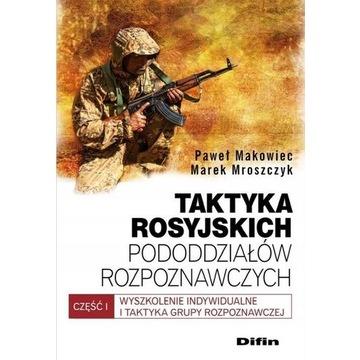Taktyka rosyjskich pododdziałów rozpoznawczych