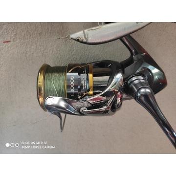 Kołowrotek Shimano Twin Power c3000xg