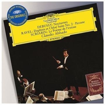 Debussy: Nocturnes / Ravel: Daphnis et Chloé Suite