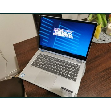 Laptop Lenovo Ideapad C340-14 360 dotyk 8/500gb gr