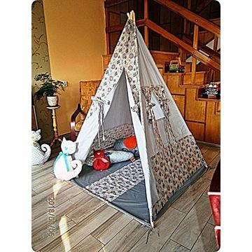 namiot tipi -bez stelaża + poszewka na matę