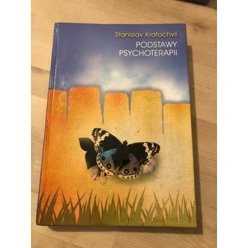 Podstawy psychoterapii. Stanislav Kratochvil