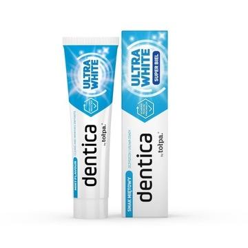 Dentica by tołpa ultra white pasta do zębów