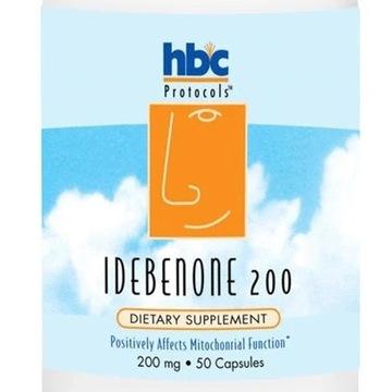 IDEBENONE 200mg - Koenzym Q10