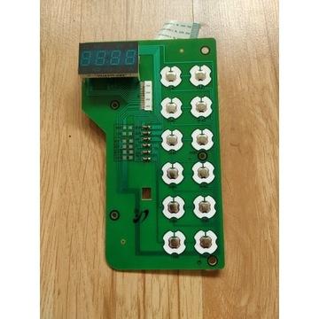 Moduł elektroniczny mikrofalówki Samsung, używany