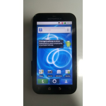 MOTOROLA DEFY MB525 Android SMARTFON