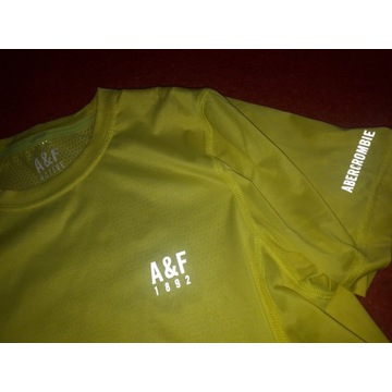 Abercrombie & Fitch Active L rower bieganie super