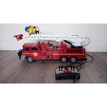 Wóz strażacki z dźwiękiem zabawka