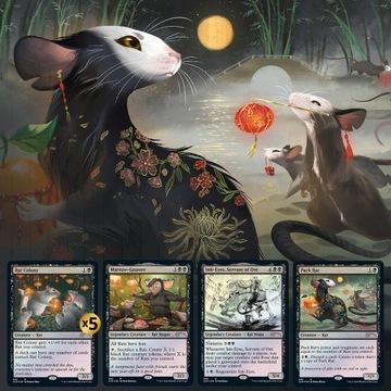 Secret Lair - Year of the Rat - MTG - Magic