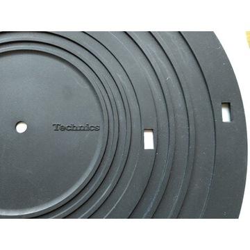 Mata slipmata gramofon Technics SL-BD3, 287 x 4 mm