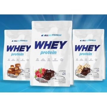 ALLNUTRITION WHEY - białko 908g- Czekolada mleczna