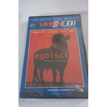 Egoiści nowy folia wersja VCD