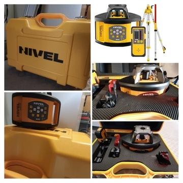 Niwelator laserowy nivel system nl520 wynajem