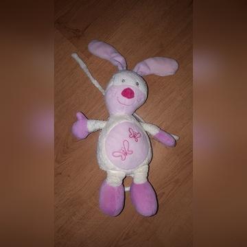 Pozytywka do łóżeczka króliczek