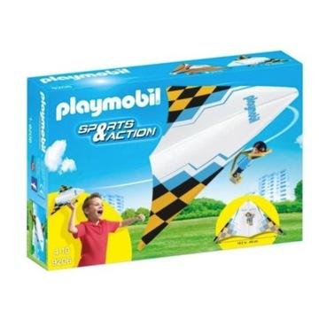 PLAYMOBIL Lotniarz Jack lotnia latawiec 9206