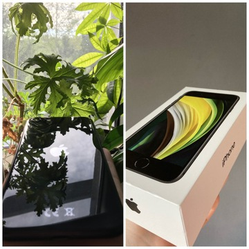 Iphone SE 2020 64 gb gwarancja stan idealny