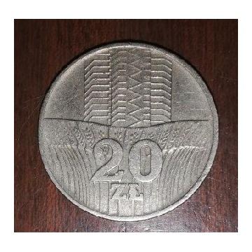 20 złotych z 1973 roku