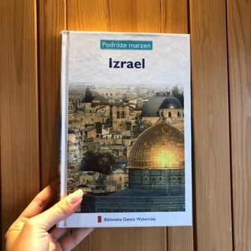 Podróże marzeń Izrael przewodnik mapa nowe