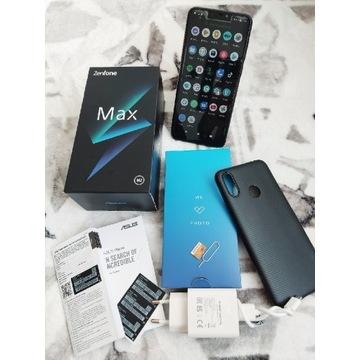 Telefon Asus Zenfone Max M2 32GB + karta sd 32GB