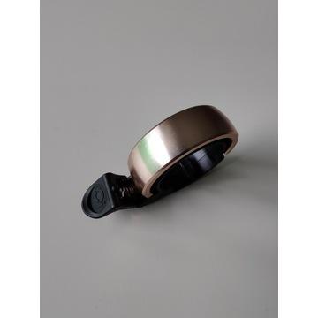 Dzwonek rowerowy Knog Oi Large Copper