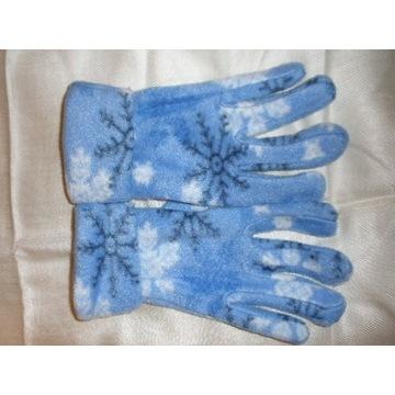 rękawiczki niebieskie nr L