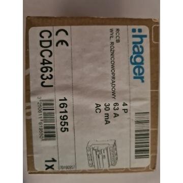 Osprzęt elektryczny CDC463J