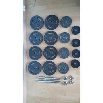 HANTLE FIRMY HOP-SPORT 2 x 30 kg.