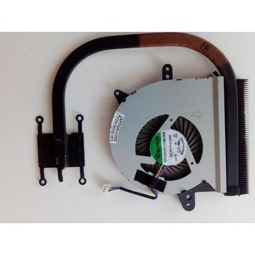 wiatrak radiator chlodzenie  ASUS X401U  !!