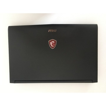 Laptop MSI GL62M i7-7700HQ 16GB GTX 1060 6GB