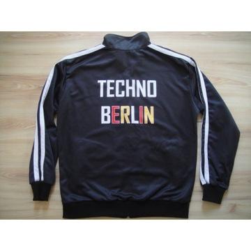 Bluza Techno Berlin rozm. XL czarna